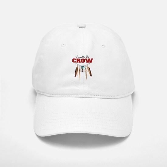 Proud to be Crow Baseball Baseball Cap