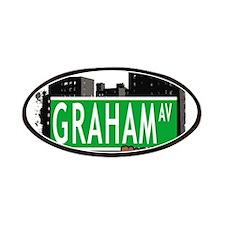 GRAHAM AV, BROOKLYN, NYC Patches