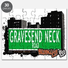 GRAVESEND NECK ROAD, BROOKLYN, NYC Puzzle