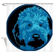 Lab_c2_round4.png Shower Curtain