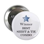The Snappy Dresser Award - Button