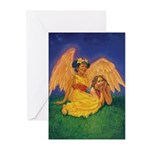 Angel of Friendship Greeting Cards (Pk of 10)