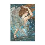 Angel of Transformation Mini Poster Print