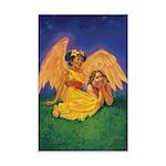 Angel of Friendship Mini Poster Print
