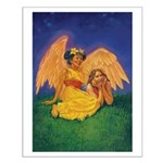 Angel of Friendship Small Poster