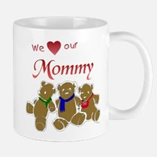 Special Request-Mommy Mug (Bears)