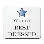 The Cat Walk Award - Mousepad
