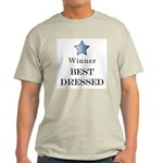 The Cat Walk Award - Ash Grey T-Shirt