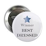 The Cat Walk Award - Button