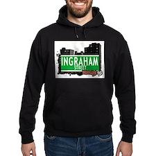 INGRAHAM STREET, BROOKLYN, NYC Hoodie