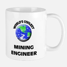 World's Coolest Mining Engineer Mug