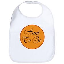 Aunt To Be Bib