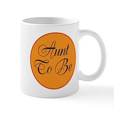 Aunt To Be Mug
