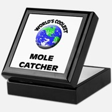 World's Coolest Mole Catcher Keepsake Box