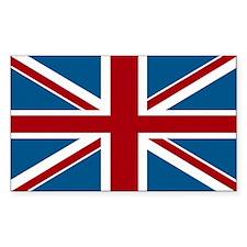 British Flag Decal