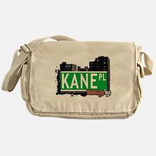 KANE PL, BROOKLYN, NYC Messenger Bag