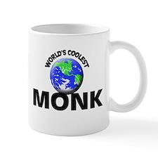 World's Coolest Monk Mug