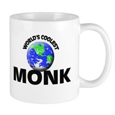 World's Coolest Monk Mug