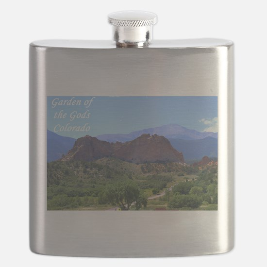 Garden of the Gods #6 Flask