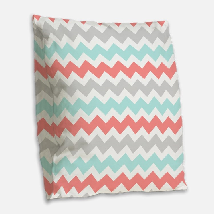 Throw Pillows Coral : Aqua Grey Coral Pillows, Aqua Grey Coral Throw Pillows & Decorative Couch Pillows
