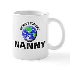 World's Coolest Nanny Mug