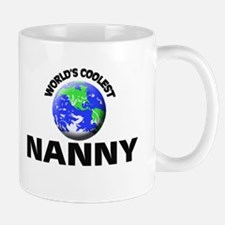 World's Coolest Nanny Mug