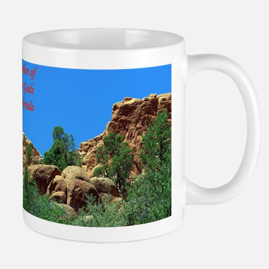 Garden of the Gods #12 Mug