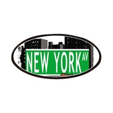 NEWYORK AV, BROOKLYN, NYC Patches