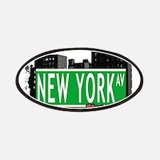 NEWYORK AV, BROOKLYN, NYC Patches