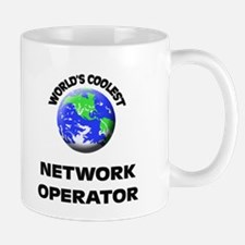 World's Coolest Network Operator Mug