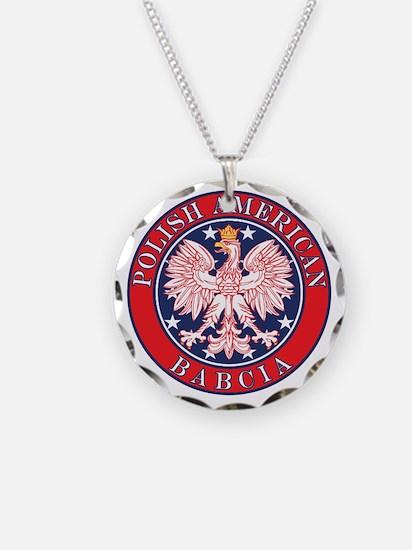 Polish American Babcia Necklace