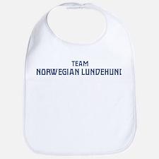 Team Norwegian Lundehund Bib