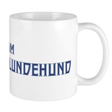 Team Norwegian Lundehund Mug