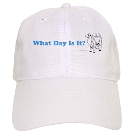 What Day Is It Baseball Cap