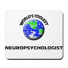 World's Coolest Neuropsychologist Mousepad