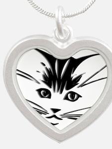 Cat Face Necklaces
