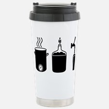 Homebrew Logo Travel Mug