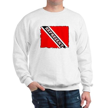 TRINI REPRESENT Sweatshirt