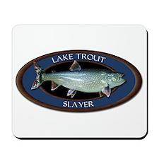 Lake Trout Slayer Mousepad