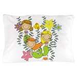 Mermaid Party Pillow Case