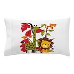 Jungle Safari Pillow Case