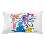 Undersea Adventure Pillow Case