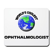 World's Coolest Ophthalmologist Mousepad