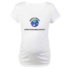 World's Coolest Ophthalmologist Shirt