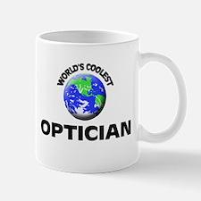 World's Coolest Optician Mug