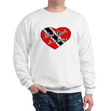TRINI GIRLS Sweatshirt