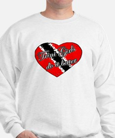 TRINI GIRLS Sweatshirt