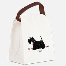 Scottie Let's Go! Canvas Lunch Bag