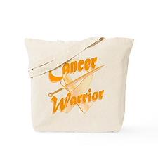 Amber Appendix Cancer Warrior Tote Bag