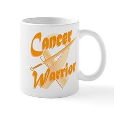 Amber Appendix Cancer Warrior Small Mug